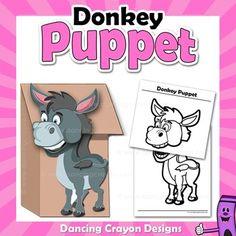 Puppet Donkey $