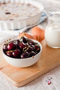 Bolli bolli pentolino: Clafoutis aux cerises  #recipe