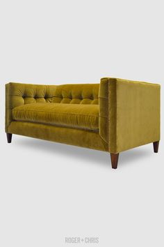 Dunbar Tuxedo Sofa   Edward Wormley | Edward Wormley, Chesterfield And Nice