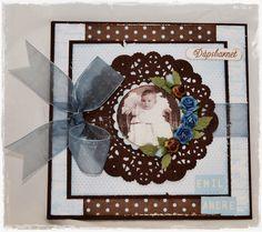 Emil Andre I Card, Maya, Scrapbook, Frame, Home Decor, Picture Frame, Decoration Home, Room Decor, Frames