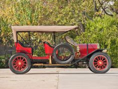 Simplex 38 HP Double Roadster '1912
