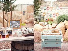 Vintage Backyard Wedding {Maddison + Eric} | St George Utah Wedding Photography » St. George Weddings | Southern Utah