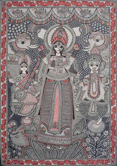 Madhubani Paintings -