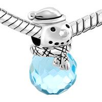 #snowman pandora charm  #winter #christmas