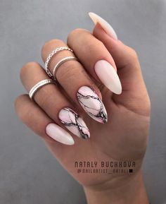 130 Beautiful Manicure Nails For Short Nails Design Ideas -Square & Almond Nails Page 43 of 133 Latest Fashion Trends For Woman Short Nail Designs, Nail Art Designs, Nails Design, Nail Manicure, Nail Polish, Shellac Nails, Hair And Nails, My Nails, Design Ongles Courts