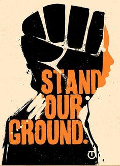 For Trayvon Martin, With all my Love by activist/artist Amaryllis deJesus-Moleski: