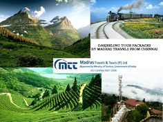 Looking for trustworthy tour operators in #Chennai. Try MadrasTravels for your upcoming visits. Our #Darjeeling tour packages come with lots of benefits.