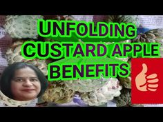 Medicinal benefits of Custard Apple/Sarifa/uses of sarifa. - YouTube