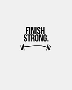 Finish Strong Printable with www.livelaughrowe.com #printable