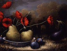Contemporary Allegorical Realistic Paintings by Kevin Sloan