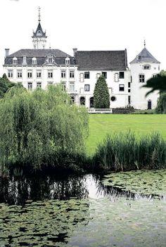 Chateau Betlehem, Hogere Hotelschool, Maastricht, Zuid-Limburg.