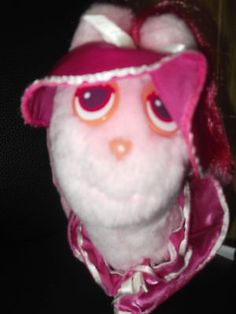 #Vintage 1980's #keypers soft toy pink snail #fancy,  View more on the LINK: http://www.zeppy.io/product/gb/2/172025109224/