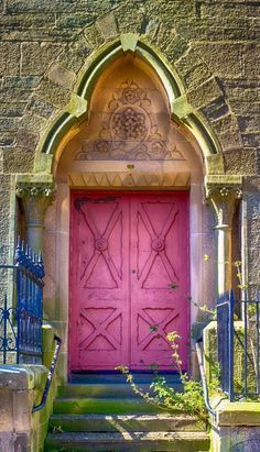 My home away from home, for over 20 years during my career with NCR. No, not behind a pink door! Dundee, Scotland