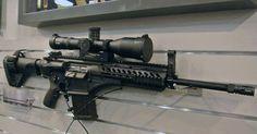Turkey's new assault rifle Türk Savunma Sanayi MPT-76