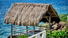 #curacao #villa #townhouse #houseforsale  http://orange-real.estate  Boca Gentil Ocean Front View