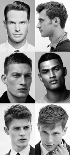 Bring back the 90's! Try the alternative short back and sides.