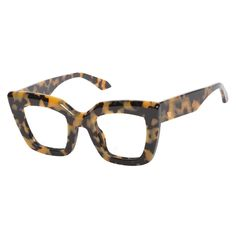 Funky Glasses, Cool Glasses, Glasses Frames, Fashion Eye Glasses, Cat Eye Glasses, Lv Handbags, Handbags Michael Kors, Fashion Eyewear, Fashion Fashion