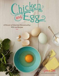 Chicken and Egg cookbook