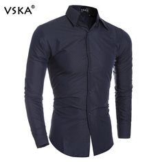 Brand Long Sleeve shirt 2017 New Fashion Solid Leisure Printed Men Dress Shirt Slim fit Design Casual Male shirts M-XXL. Yesterday's price: US $14.78 (12.04 EUR). Today's price: US $11.09 (9.09 EUR). Discount: 25%.