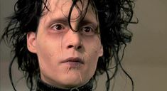 the main character of edward scissorhands