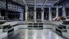 Nikelab Ma5 store by Nike and Arthur Huan, Tokyo – Japan » Retail Design Blog