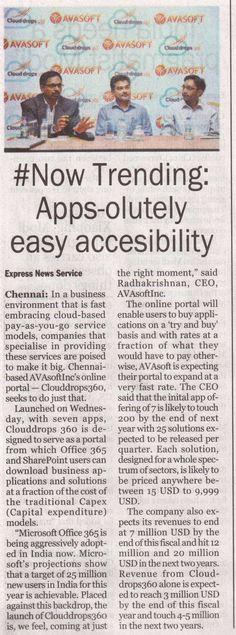 News @ Indian express