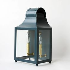 The Maribel Lantern Sconce