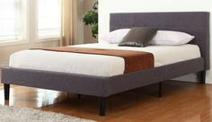 Gobi Classic Tufted Fabric Bed