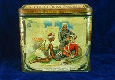 22427 Old Vintage Antique Tin - Food Sign Biscuits McVitie Price Crimean War   eBay