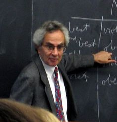Thomas-Nagel - The atheist who dared to question materialism.