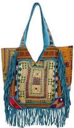 Vintage banjara bag boho gypsy tribal ethnic tote handmade embroidery handbags on Etsy, 694:74 kr