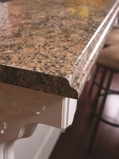 Like Beveled Edge Bella Capri Postformed Kitchen Countertop