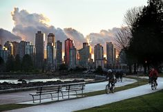 Vancouver is a city in Canada. This is one of my favourite cities to visit:)