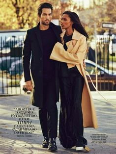 Tobias Sorensen and Jasmine Tookes bring their model romance to the pages of Glamour Spain with an editorial lensed by photographer Jason Kim. Appearing in the magazine's February 2016 issue, the real-life couple are styled by Maria Parra. Embracing a casual attitude, Tobias is pictured in timeless staples such as denim jeans and relaxed pullovers...[ReadMore]