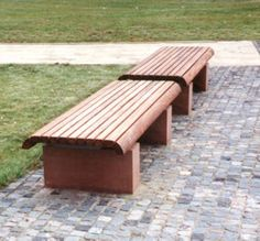 Furniture for the home - Bespoke street furniture by...