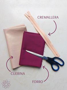 Costura fácil: Cartuchera en 20 minutos. | Nocturno Design Blog