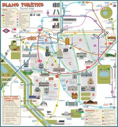 Paris Top Tourist Attractions Map Best Of Paris One Day Trip - Paris map sightseeing