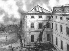 1915 Incendio Salesas Madrid