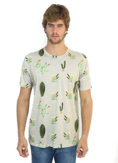 T-shirt Summer Cactus Desert | NEPHEW