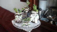Romantic succulents