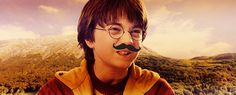 HELLO. MY NAME IS HARRY JAMES POTTER. VOLDEMORT KILLED MY PARENTS. PREPARE TO DIE. (Hahaha!)