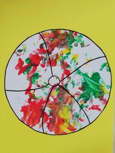 Painting, Art, Beach Ball, Children, Art Background, Painting Art, Kunst, Paintings, Performing Arts