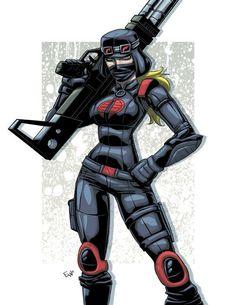 ... Cobra Ladies.
