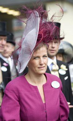 Sophie Rhys-Jones Photos - Royal Ascot - Day One -