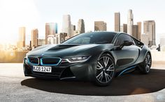 BMW will launch the hybrid sportscar in the Indian car market in next few months. Limited units of the hybrid sportscar will be sold in t - BMW News at CarTrade Bmw Concept, Us Cars, Sport Cars, Ferrari 458, Lamborghini Aventador, Bmw I8 Black, Jeep, Porsche 918 Spyder, Automobile