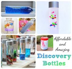 Affordable and Amazing Discovery Bottles.jpg - check out both articles and sensory categories at @acitr and @learnaswego shared to you by Gail Zahtz