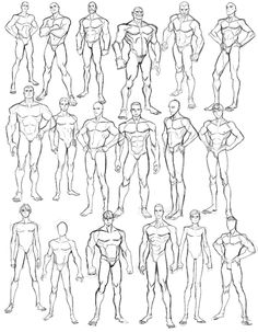 Human Anatomy Drawing, Drawing Body Poses, Body Reference Drawing, Art Reference Poses, Anatomy Male, Anatomy Reference, Body Drawing Tutorial, Poses References, Art Poses