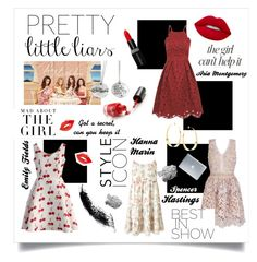 """""""-A"""" by chocolart on Polyvore featuring Miss Selfridge, Chi Chi, Lime Crime, Kershaw, Chicwish, Jennifer Lopez, WALL, Lana and Incase"""