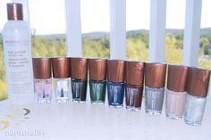 Non toxic nail polishes-mineral fusion nail polish- can buy these at whole foods