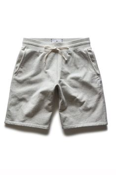 Reigning Champ Sweatshort Heather Ash Reigning Champ, Fleece Shorts, Stay Active, Daily Wear, Overalls, Womens Fashion, Ladies Fashion, Swimwear, How To Wear